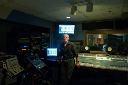 Glenn Ferracone, Grammy-nominated producer and owner of The Music Centre