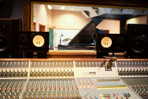 The Music Centre Recording Studio Services